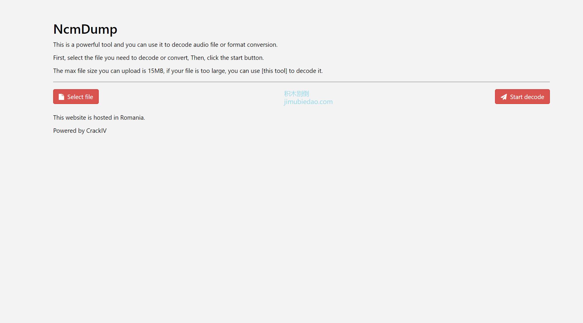 ncm格式转换网站
